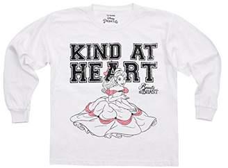 Disney Girl's Kind at Heart Long Sleeve Top,9-10 Years
