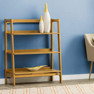 Langley Street Easmor Ladder Bookcase