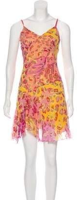 Diane von Furstenberg Electraking Silk Dress