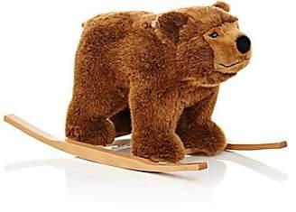 Steiff Urs Riding Bear - Brown