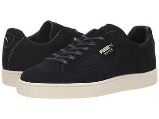Puma x Naturel Clyde Woven Suede Sneaker
