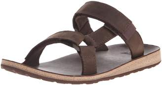 Teva Men's Universal Slide Leather Sandal