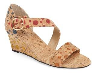 Women's Vaneli Marise Wedge Sandal $119.95 thestylecure.com