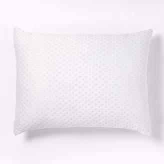 west elm Premium Cooling Down Alternative Pillow - Circular Knit