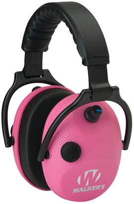 Asstd National Brand Alpha Power Muffs- Elec Pink Carbon- Ssl