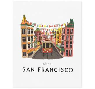 Pottery Barn San Francisco by Rifle Paper Co.