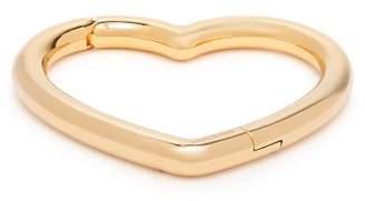 Balenciaga Heart Bracelet - Womens - Gold