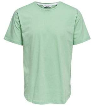 ONLY & SONS Napp Cotton Blend Long Tee