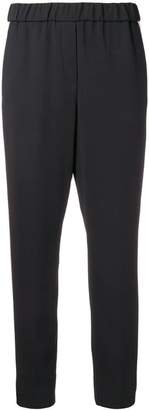 Peserico relaxed fit trousers