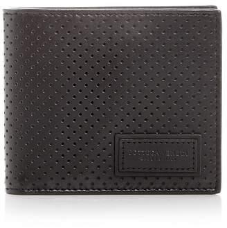 Bottega Veneta Perforated Leather Bi-Fold Wallet