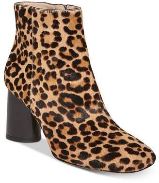 Kate Spade Women's Rudy Square-Toe Block Heel Booties
