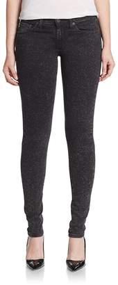 AG Adriano Goldschmied Women's Acid-Wash Legging Jeans