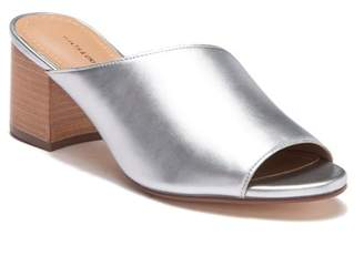 14th & Union Asymmetrical Block Heel Sandal