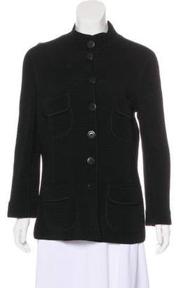Giorgio Armani Lightweight Knit Jacket