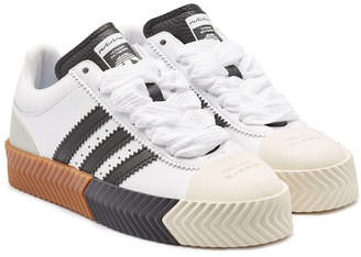 adidas by Alexander Wang Aw Skate Super Leather Sneakers