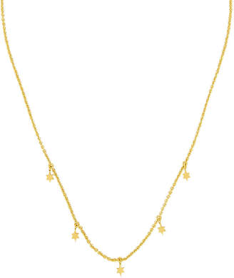 Henri Bendel Five & Two Josie Star Collar Necklace