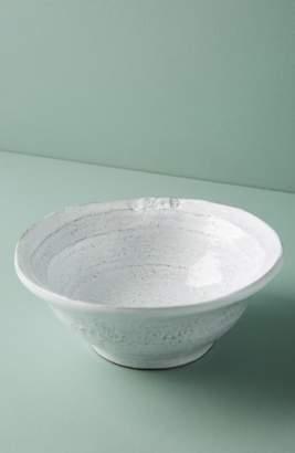 Anthropologie Glenna Earthenware Cereal Bowl
