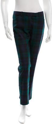 Boy. by Band of Outsiders Plaid Wool Pants $85 thestylecure.com