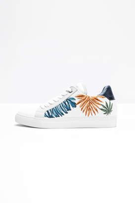 Zadig & Voltaire Zv1747 Jungle Brod Sneakers
