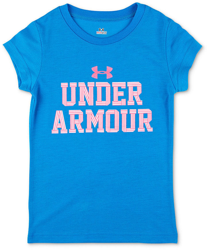 Under Armour Baby T-Shirt, Baby Girls Candy Tee