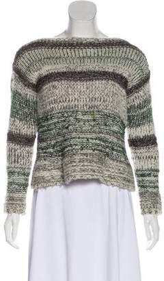 Etoile Isabel Marant Knit Long Sleeve Sweater