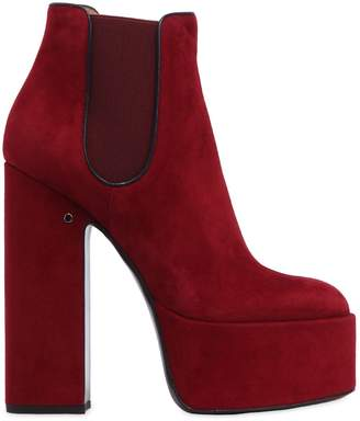 Laurence Dacade 150mm Laurence Suede Ankle Boots