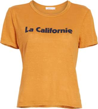 A.L.C. La California T-Shirt