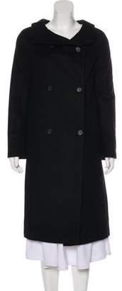 Calvin Klein Collection Wool-Blend Coat