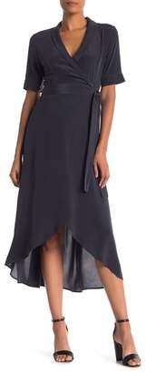 Equipment Imogene Silk Dress