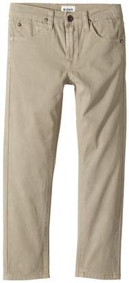 Hudson Jagger Slim Straight Twill in Kelp Boy's Clothing