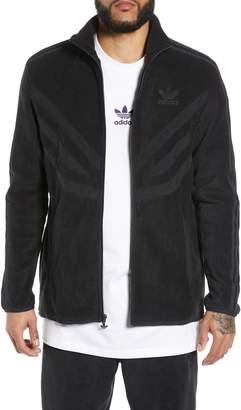 adidas 3-Stripes Polar Fleece Track Jacket