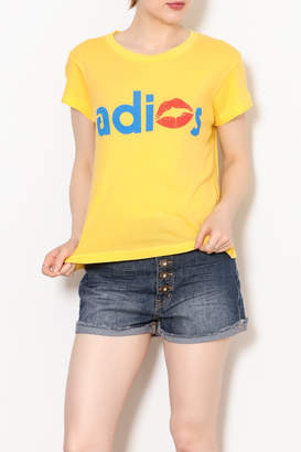 Wildfox Couture Adios Tee