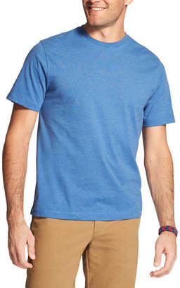 Izod Graphic Tees Mens Round Neck Short Sleeve Graphic T-Shirt