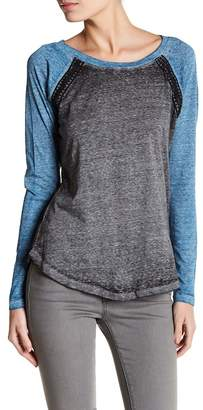 Threads 4 Thought Color Block Long Sleeve Tee