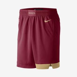 Nike Houston Rockets City Edition Swingman Men's NBA Shorts