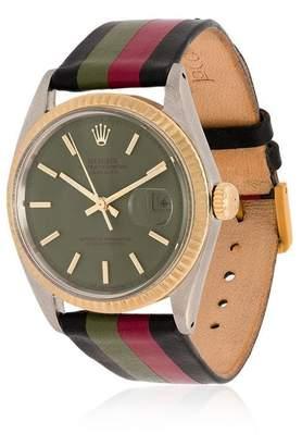 Rolex La Californienne multicoloured Titan Saturn Oyster Perpetual Date 36 mm watch