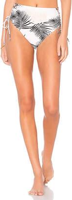 MinkPink Isla High Waist Bikini Bottom
