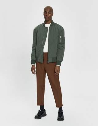 f0adbe332ff7 Calvin Klein Jeans Est. 1978 Icon Print Bomber Jacket