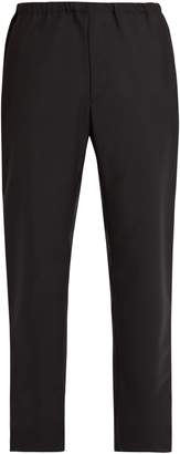Acne Studios Ari straight-leg cotton trousers