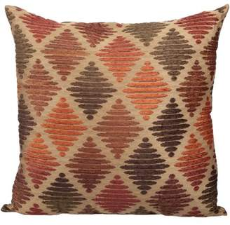 Better Homes & Gardens Better Homes and Gardens Rust Diamond Pillow
