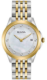 Bulova Ladies' Diamond Accent Watch