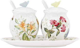 Lenox Butterfly Meadow 7 Piece Condiment Set