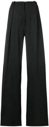 Tomas Maier classic flared trousers