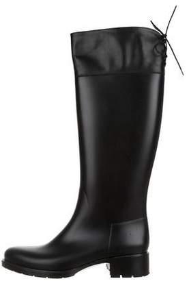 Barneys New York Barney's New York Knee-High Rain Boots