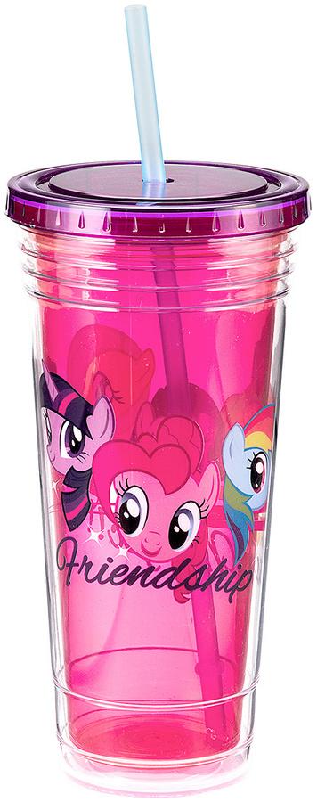 My Little Pony 'Friendship Is Magic' 24-Oz. Tumbler