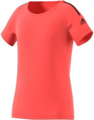 adidas Short-Sleeved Crew Neck T-Shirt