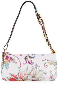 Elliott Lucca Floral Three-Way Clutch Bag