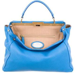 Fendi Large Selleria Peekaboo Bag