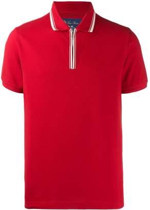 Loro Piana zipped polo shirt