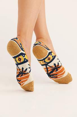 Free People Pattern No Show Socks